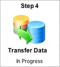 FmPro Migrator - Step 4 - Transfer Data Icon